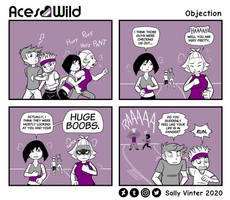 Aces Wild - 61 - Objection