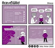 Aces Wild - 74 - Illness