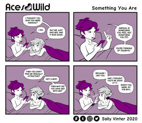 Aces Wild - 78 - Something you Are