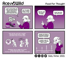 Aces Wild - 85 - Food For Thought
