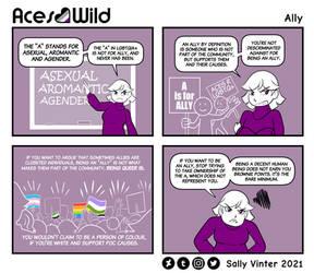 Aces Wild - 92 - Ally
