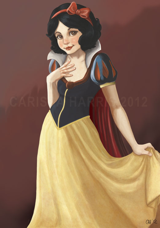 Snow White by tissa
