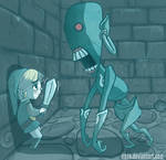Link vs Redead