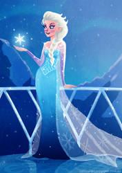 Elsa by tissa