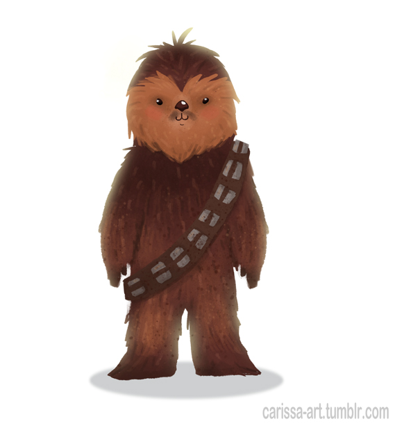 Chewie by tissa