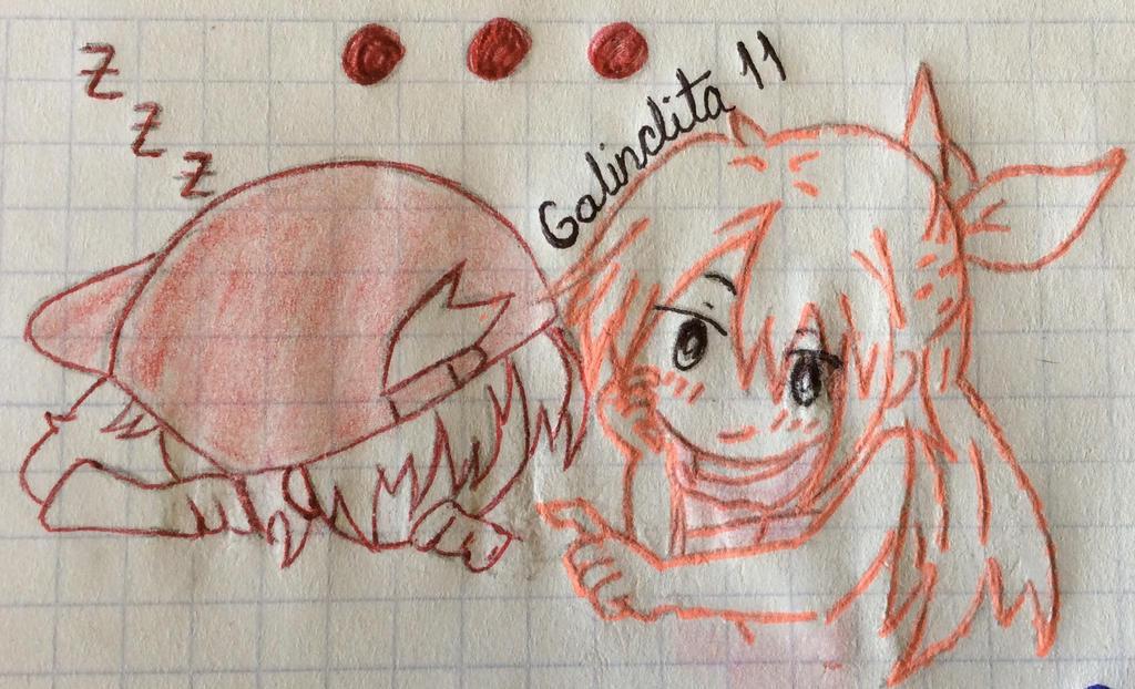 BlossomxBrick by Galindita11