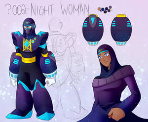 Night Woman - Ref