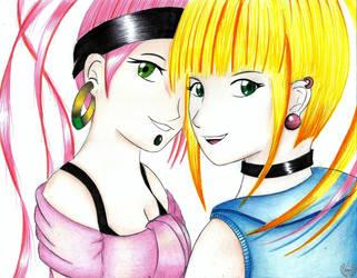 Fan-art para BoNoi by AbGabo