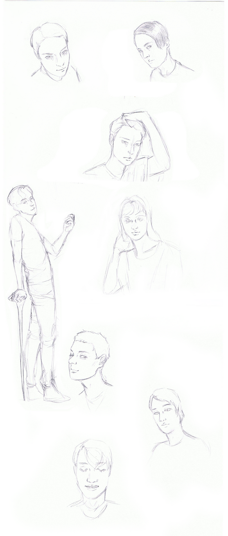 Sketch Dump1 by Shellston