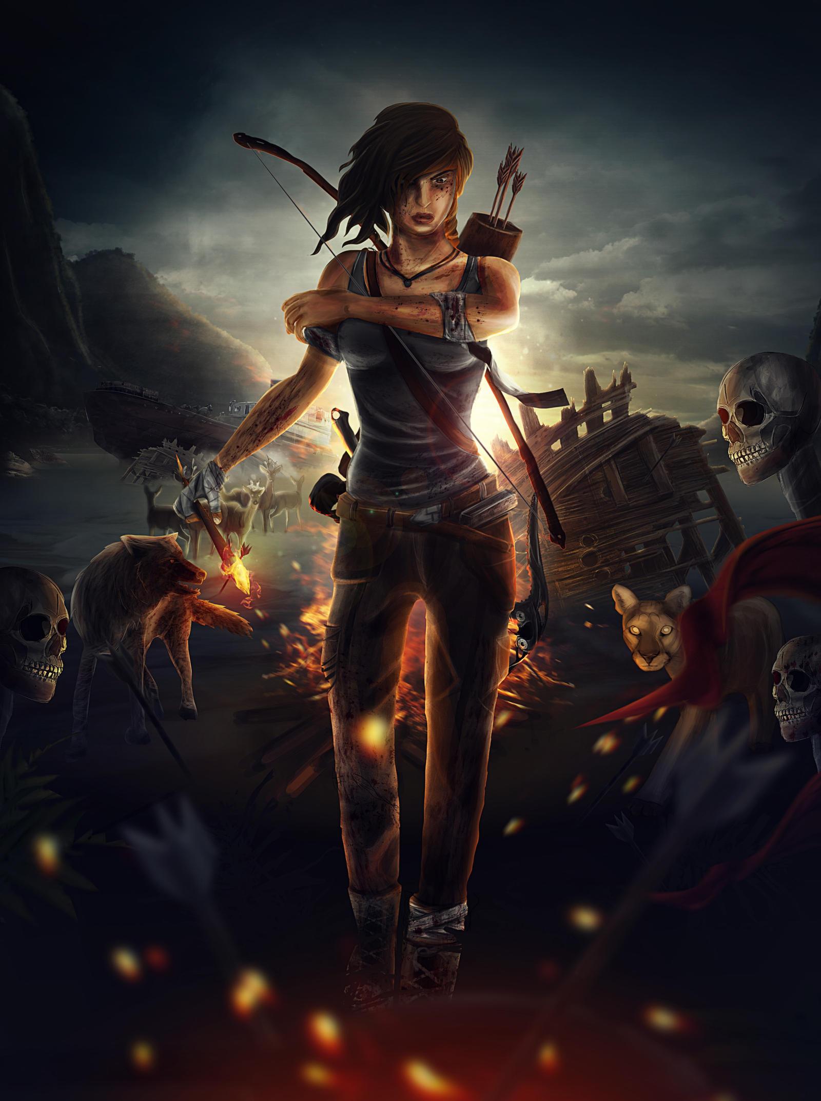 Tomb Raider Reborn Contest by xjosh2k6x