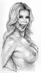 Weekly sketch: Alexis Fawx by popeyewong