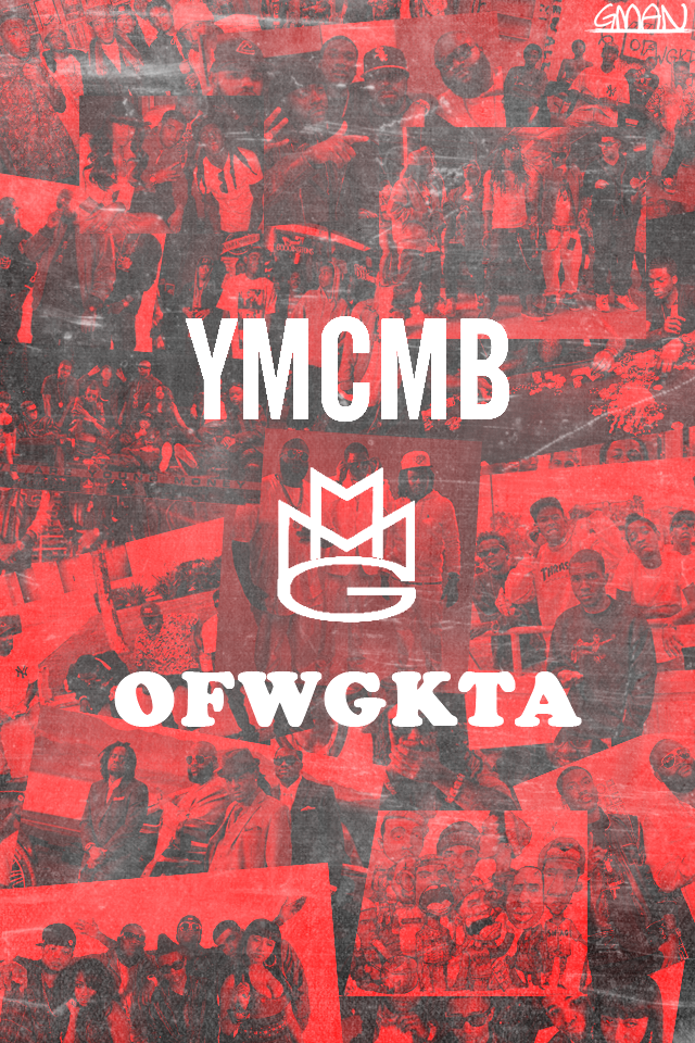 YMCMB MMG OFWGKTA IPhone Wallpaper By Gman918