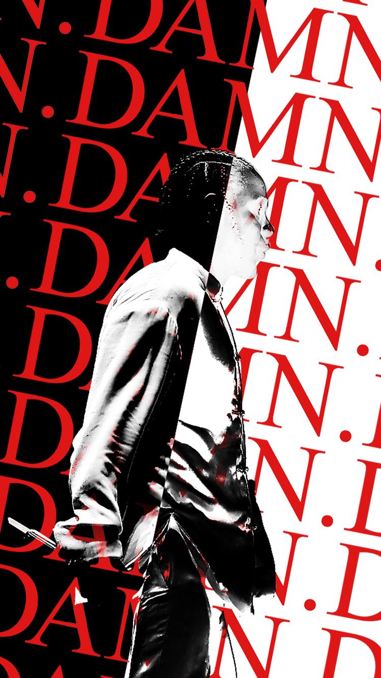 Kendrick lamar wallpaper iphone 6 - Kendrick Lamar Damn Iphone By Gman918