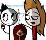 [Gift] Happy Early birthday Erik!