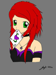Ace of Hearts (Redo) by KittyTheGrimm