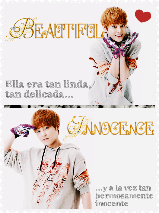 Beautiful Innocence *Xiumin One-shot* [Spanish] by Haruna-Neko