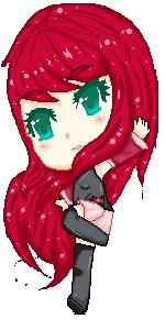 .:Miu pixel:. idk what I'm doing rn by Haruna-Neko