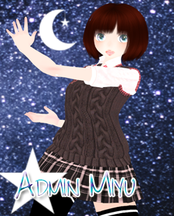 Admin Miyu by Haruna-Neko