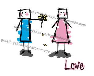Greetings By Kayd - Love by girlcalledkayd