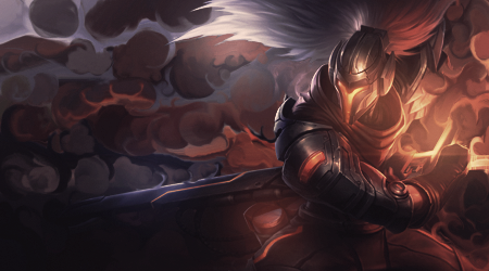 Yasuo Smudge-DS #2 by Arshavlr