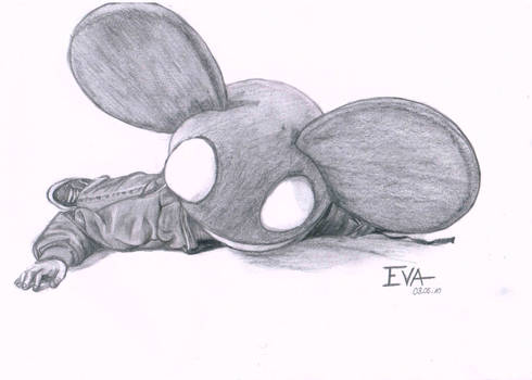 deadmau5 drawing