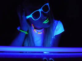 neon way II by Mo-Photographer