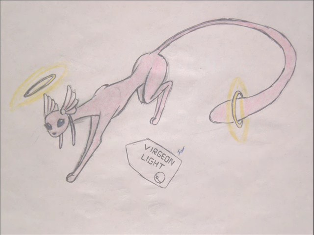 pokemon eeveelutions virgeon by puticron