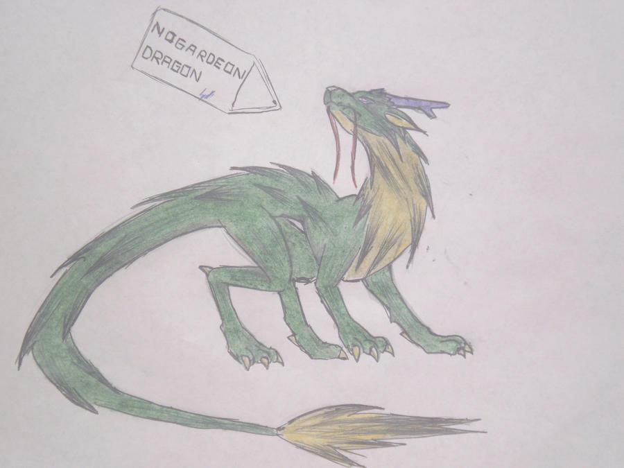 pokemon eeveelutions nogardeon by puticron