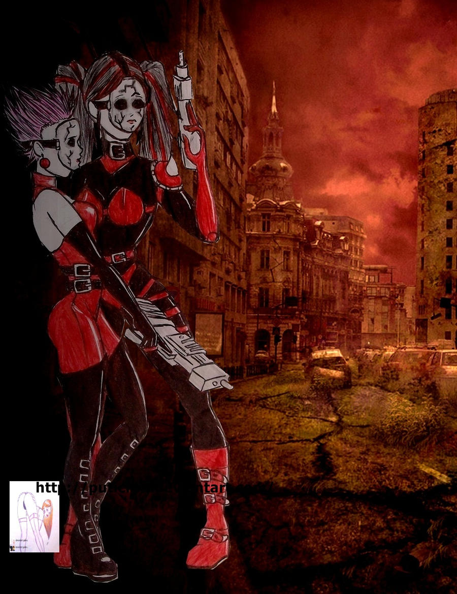 twisted metal world by puticron