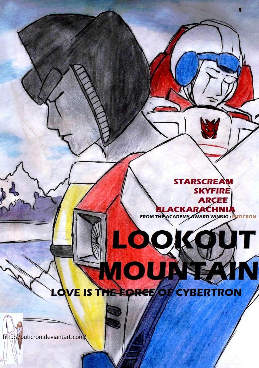transformers: lookout mountain (brokeback mountain by puticron