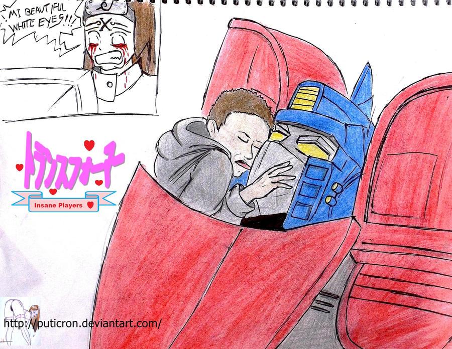 transformers fakesmovies y mas fanarts by me :D - Página 2 Transformers__insane_players__yaoi_parody__by_puticron-d55hmpo