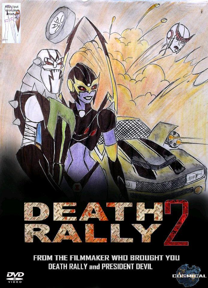 transformers fakesmovies y mas fanarts by me :D - Página 2 Transformers__death_rally__death_race__parody_by_puticron-d584bid