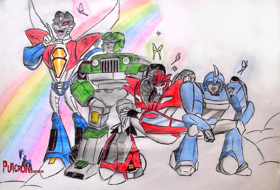 transformers: yaoi fuck yeah! by puticron