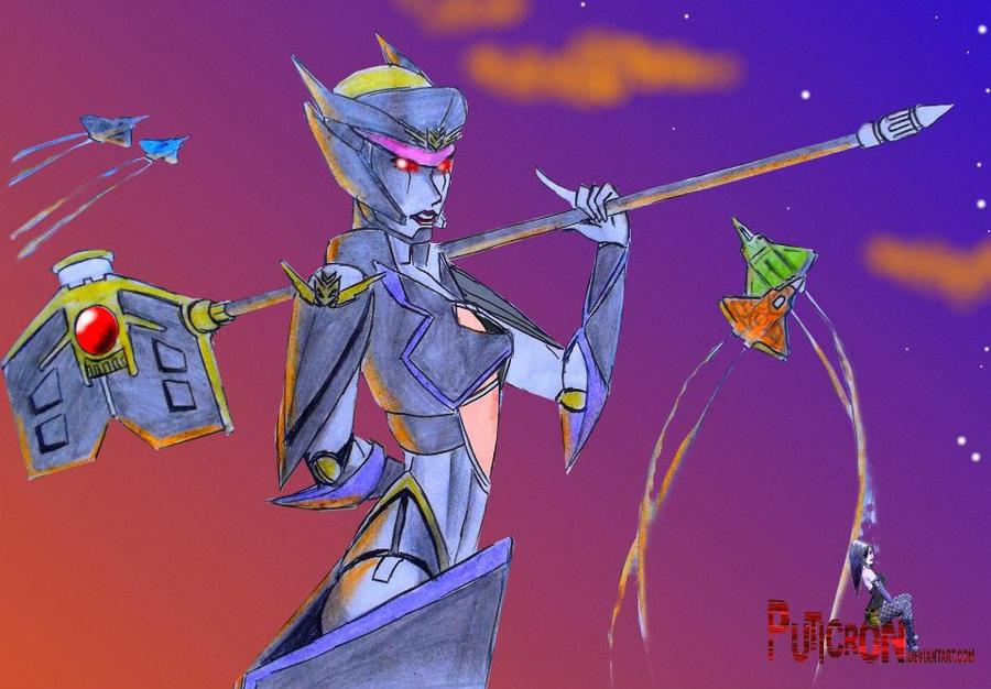 transformers : sky commander by puticron