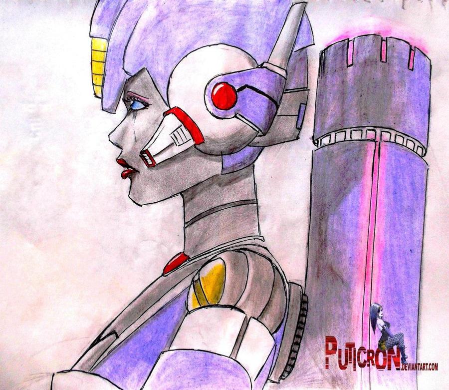 transformers : perfect fem?? by puticron