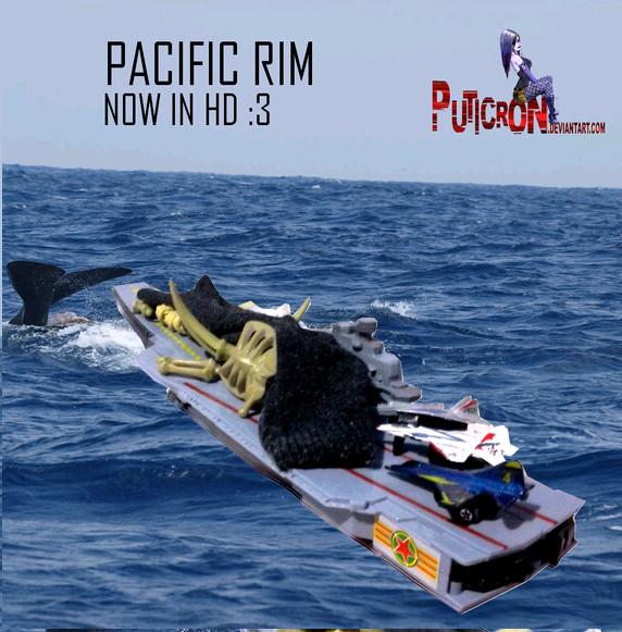 pacific rim HD :D by puticron