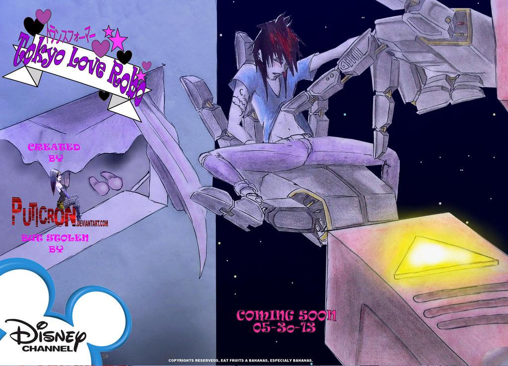 transformers: tokio love robo yaoi anime series by puticron