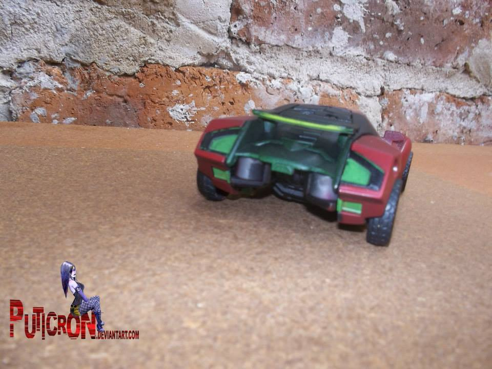 gobots : turbo custom by puticron