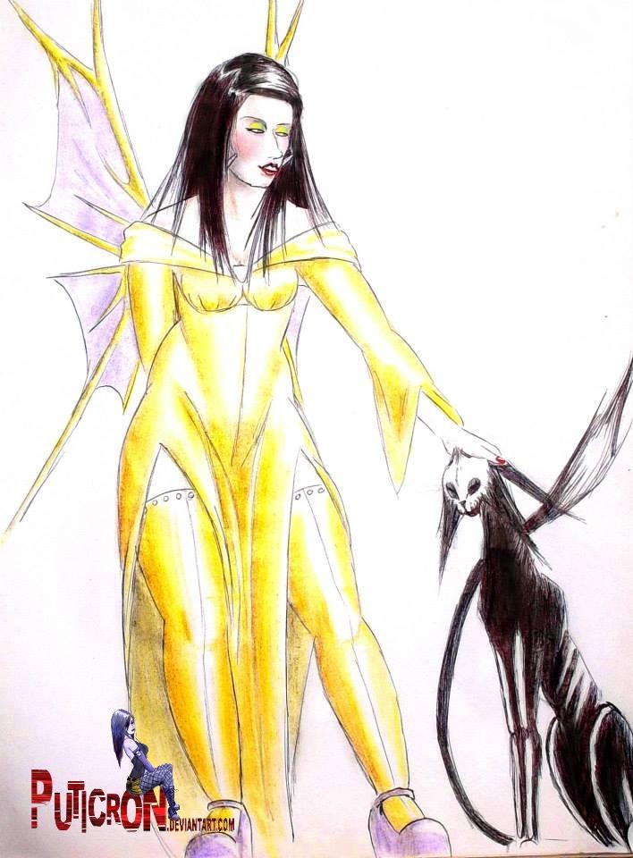 golphinx the celestial institute : dead cat by puticron