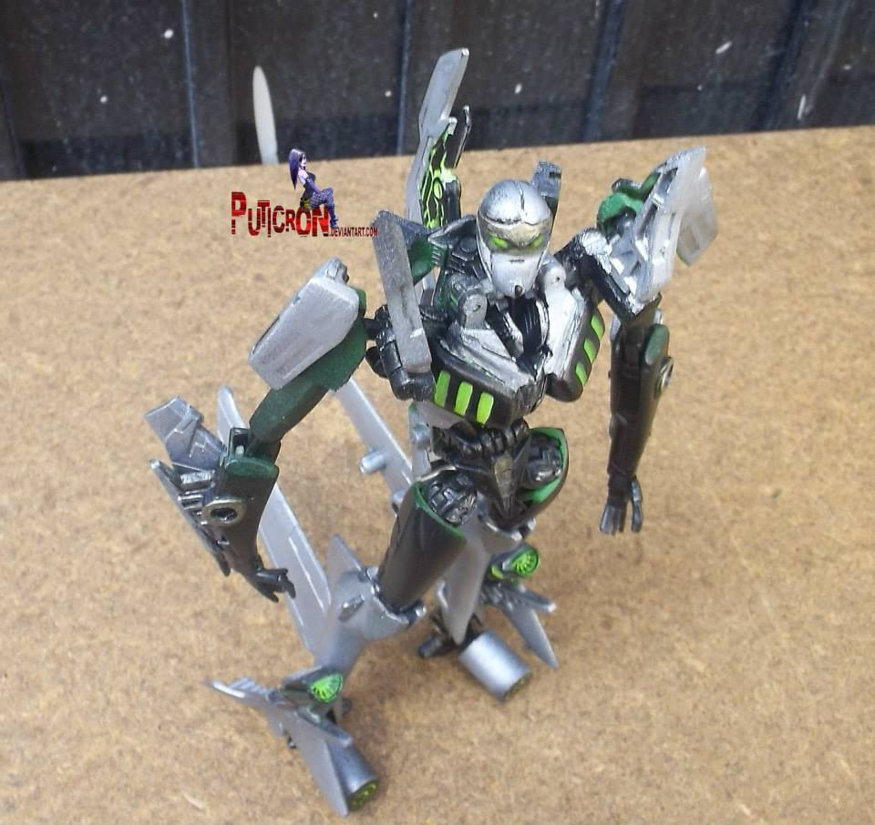 transformers customs gobots leader-1 by puticron