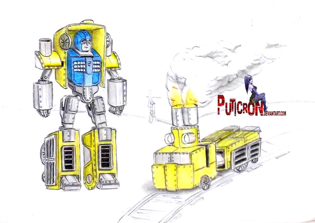 transformers fakesmovies y mas fanarts by me :D - Página 8 Transformers___hearts_of_steel_huffer_by_puticron-d6yz8av
