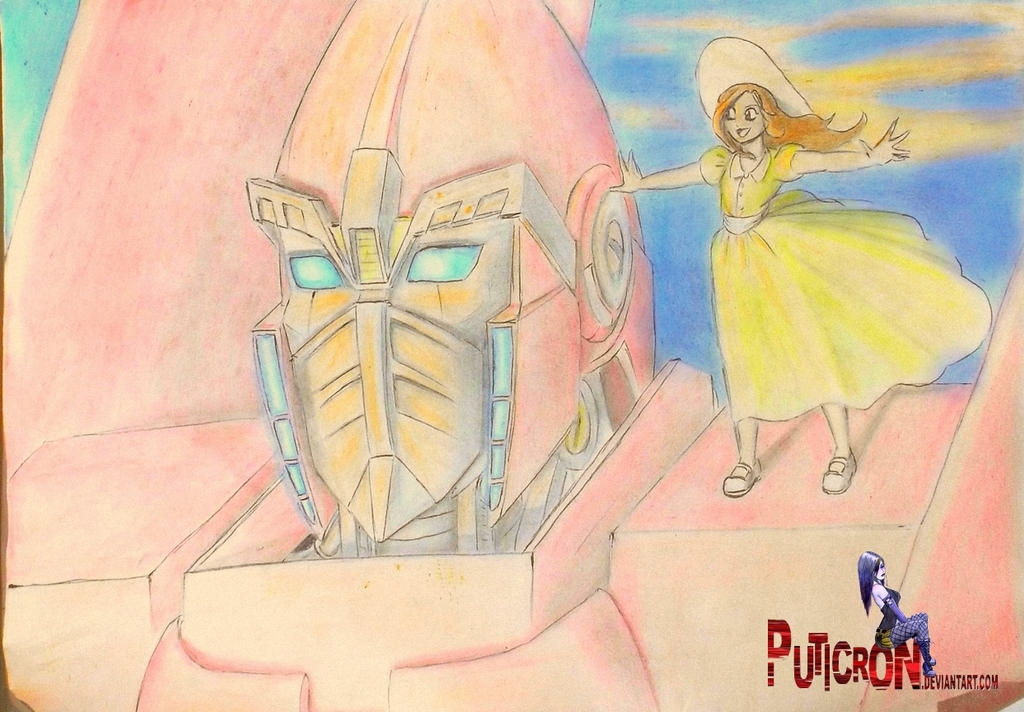 transformers : powerglide x astoria by puticron