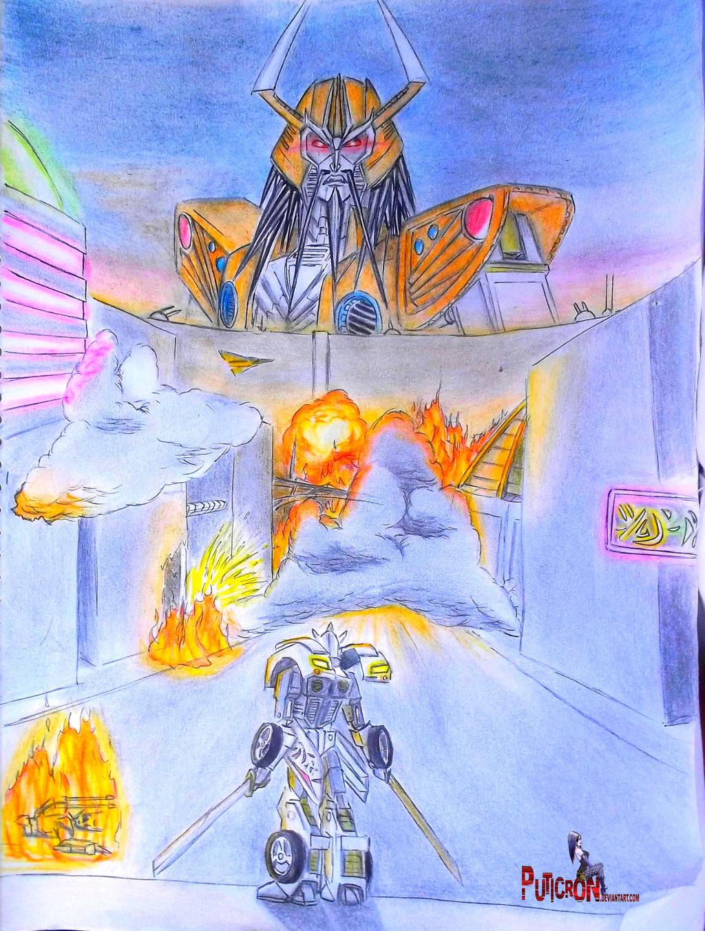 transformers : shingeky no kioroboto by puticron