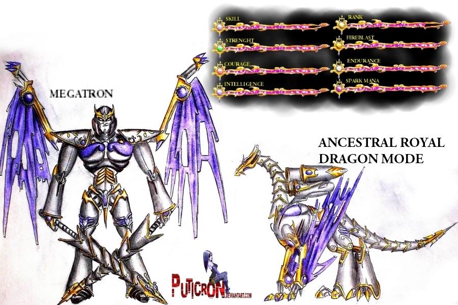 transformers : the eternal saga of astradia by puticron