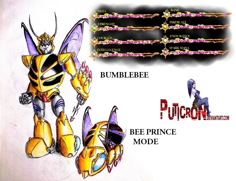 transformers : the ternal saga of astradia by puticron