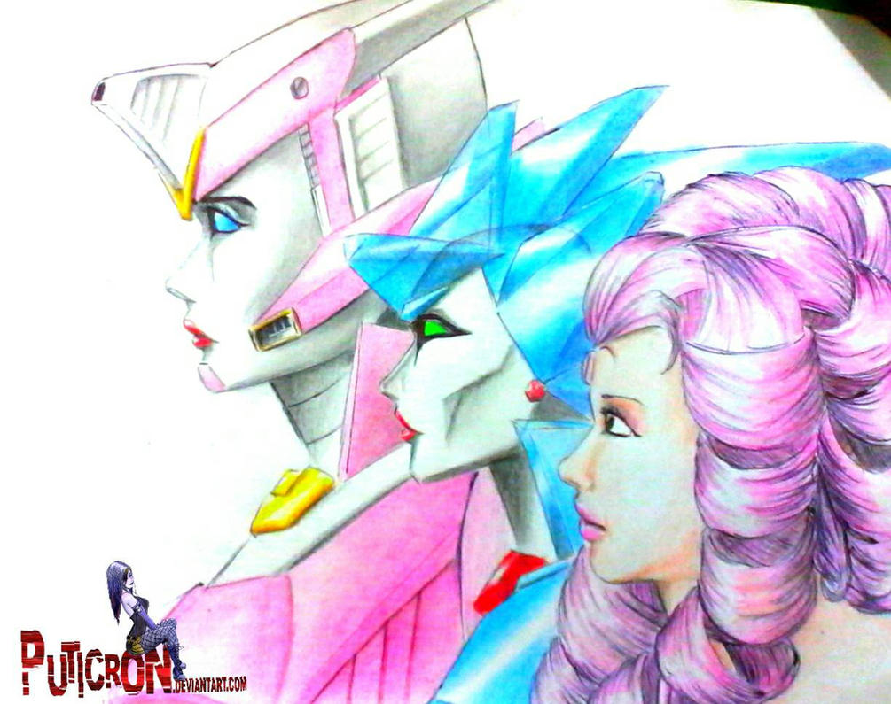 transformers steven universe crossover by puticron