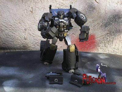 transformers custom r.i.d. ironhide by puticron