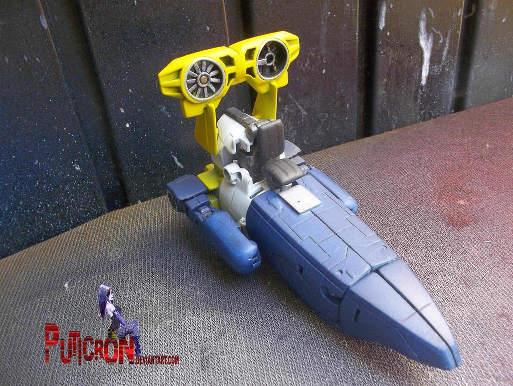 transformers custom cw seaspray by puticron