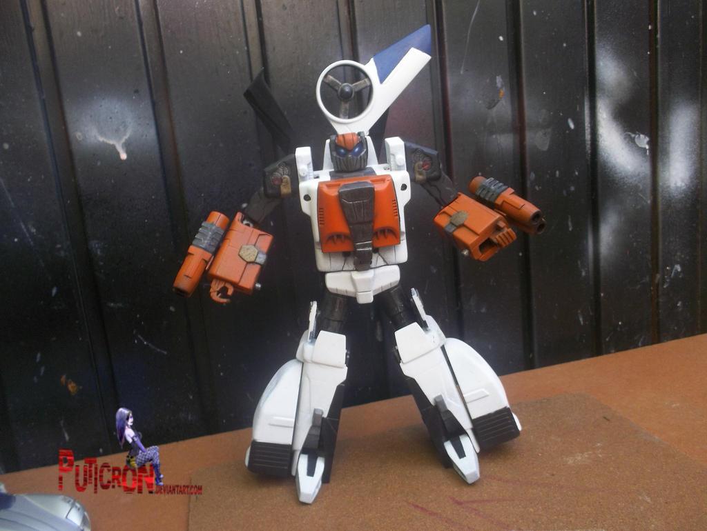 transforme custom bravo prime by puticron