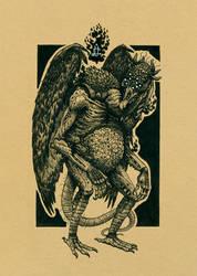 Monster Manuel: Demon (Vrock)